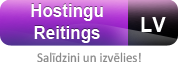 Hostingu Reitings |